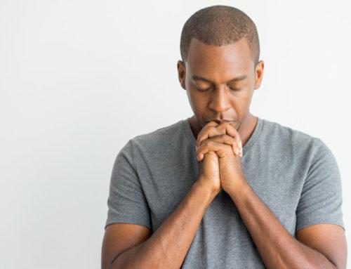 A prece liga você a Deus