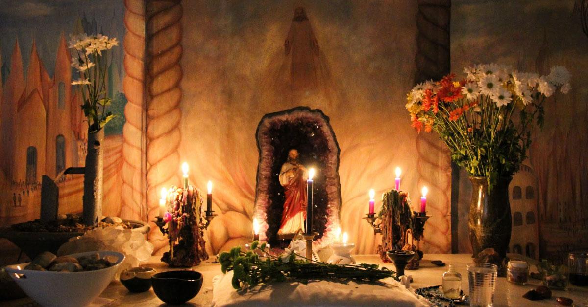 espaco-caminho-de-ascensao-evento-altar